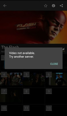 Video Not Available Try Another Server